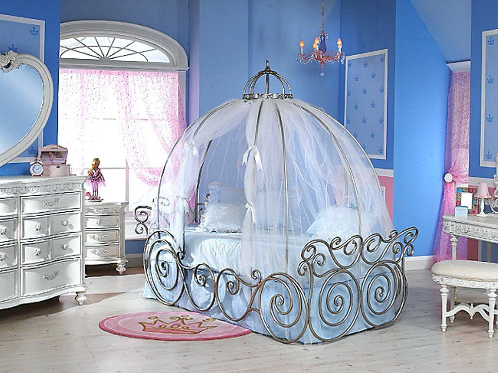 BedsWrought Iron Princess Bed Canopy Bed Design Disney Princess Canopy Bed Organza Mosquito Net : cinderella bed canopy - memphite.com