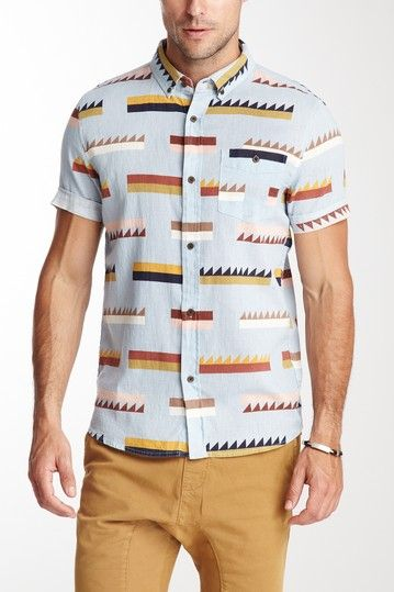 Hobie Beach Short Sleeve Shirt on HauteLook