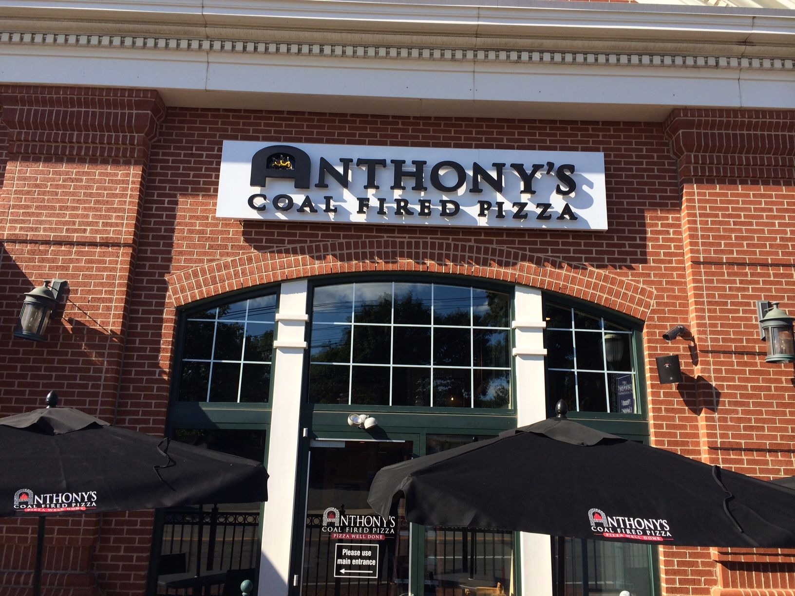 Anthony's Coal Fired Pizza...the best chicken wings ever!