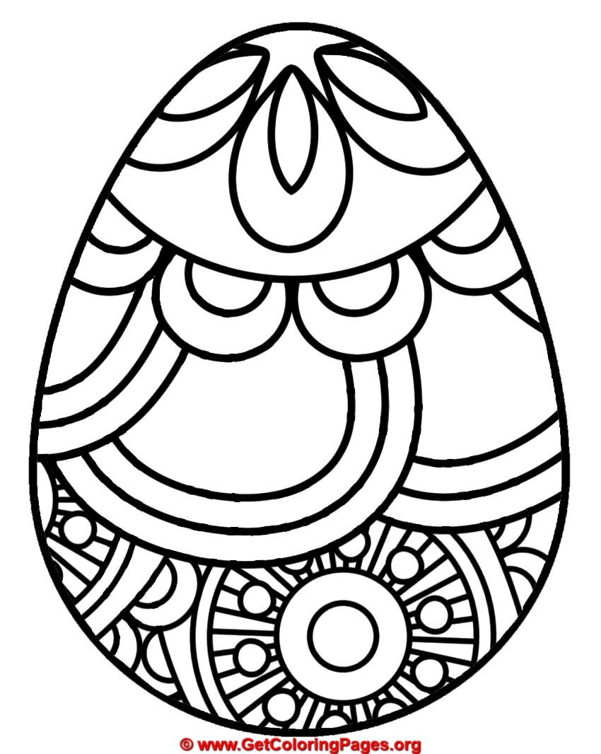 Easter Coloring Pages | DIY & Crafts 1 | Pinterest | Easter ...