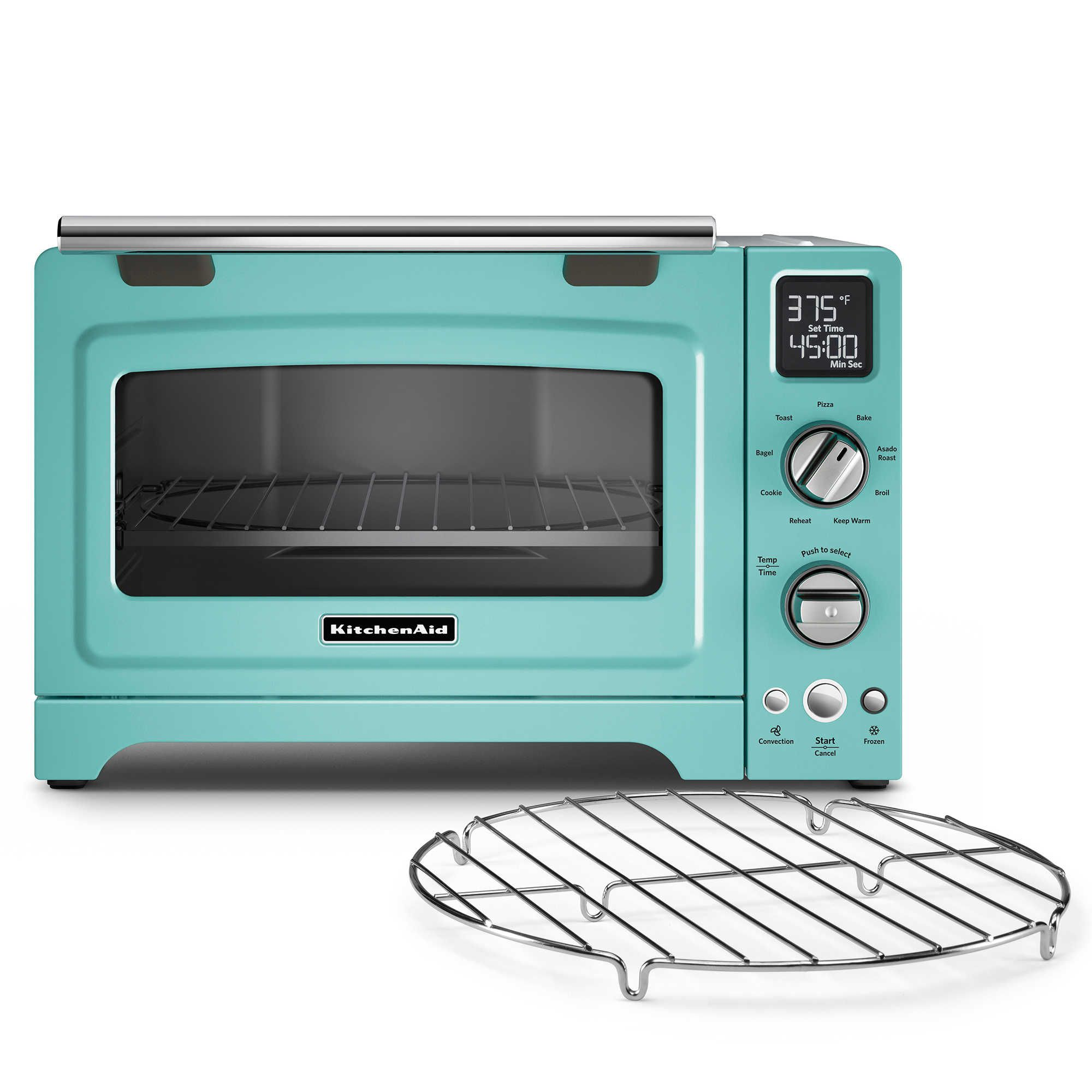 Kitchenaid 12 Inch Convection Digital Countertop Oven