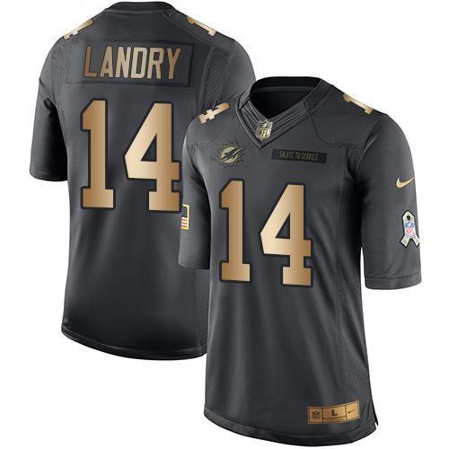 black jarvis landry jersey