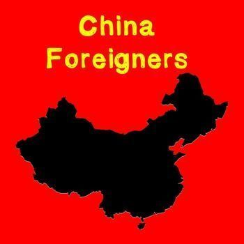 World History Lesson PlanChina Foreigners History lesson plans - lesson plan objectives
