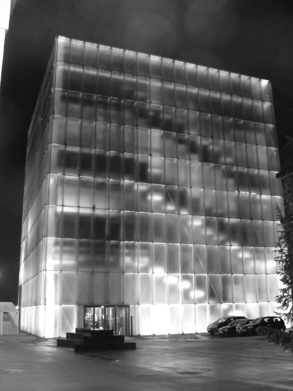 Kunsthaus Bregenz Peter Zumthor