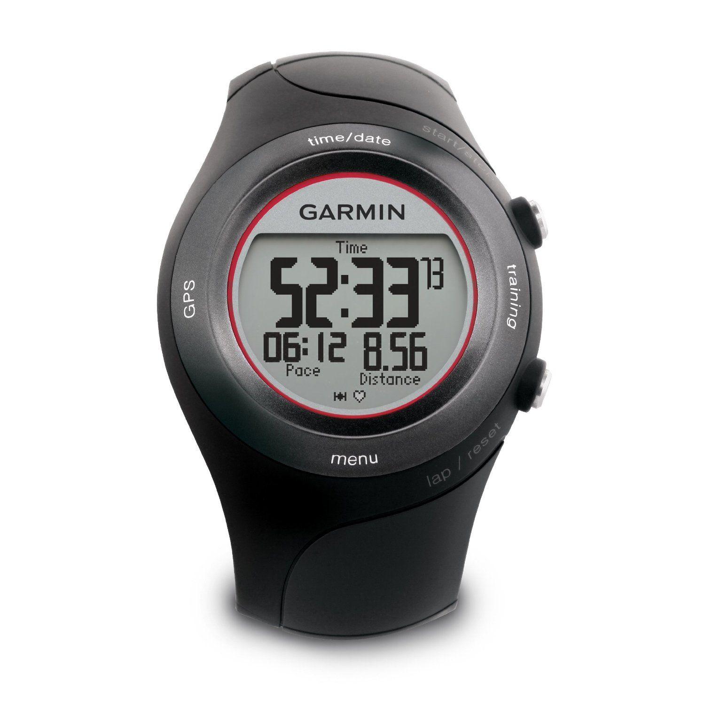 Garmin Forerunner 410 GPS Sportswatch with Heart Rate