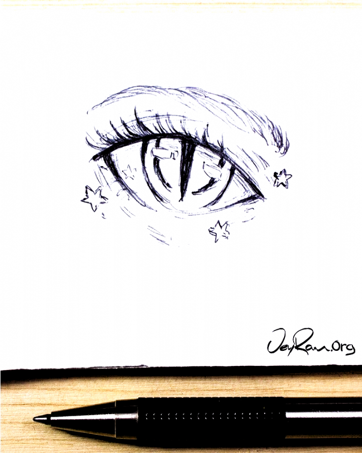 Learn How To Draw The Beautiful Female Anime Eyes Using This Step By Step Process Made For Beginners On The Site G Female Anime Eyes Eye Drawing Anime Eyes