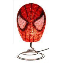 Spiderman Lamp Http://www.squidoo.com/kids Bedroom