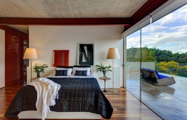 Modernes Schlafzimmer gestalten \u2013 50 Einrichtungsideen Pinterest