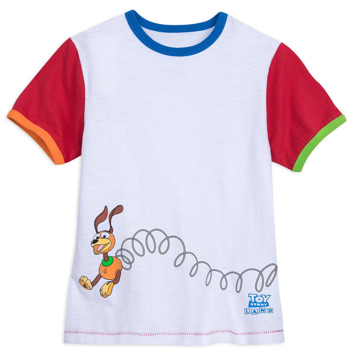 Disney Girls Toy Story Pyjamas Slinky
