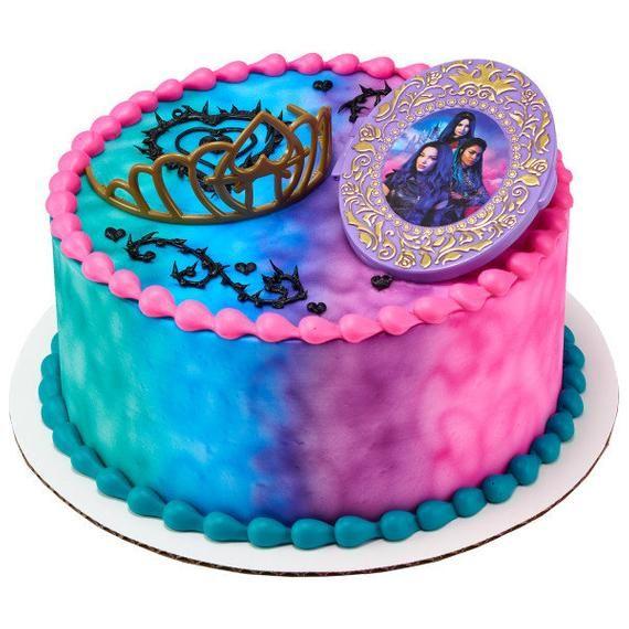 D3 Cake #descendants3