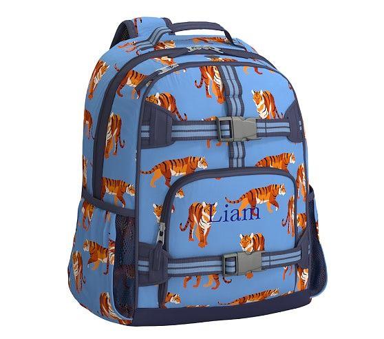 Mackenzie Blue Tiger Backpack  c6a870e116188