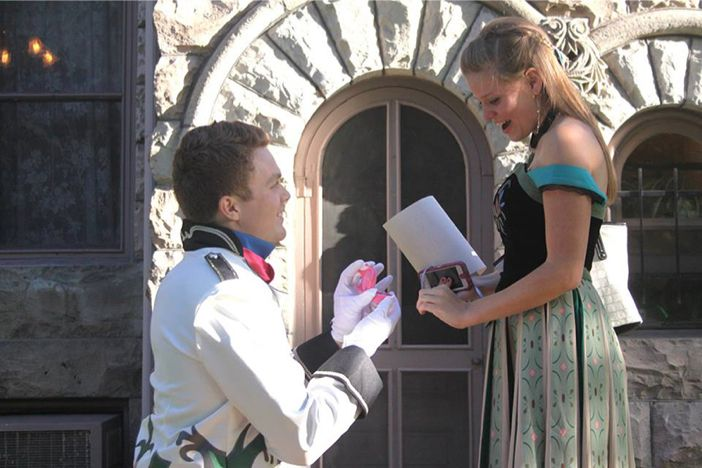 Disney Proposal Ideas Fit For A Princess Proposals Marriage