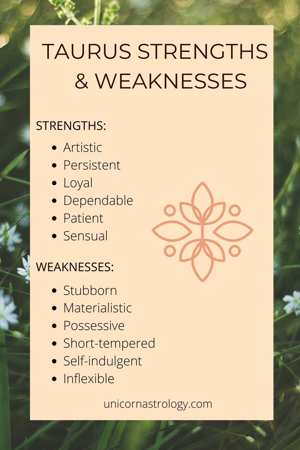 #Taurus #Taurus Strengths and Weaknesses #astrology #