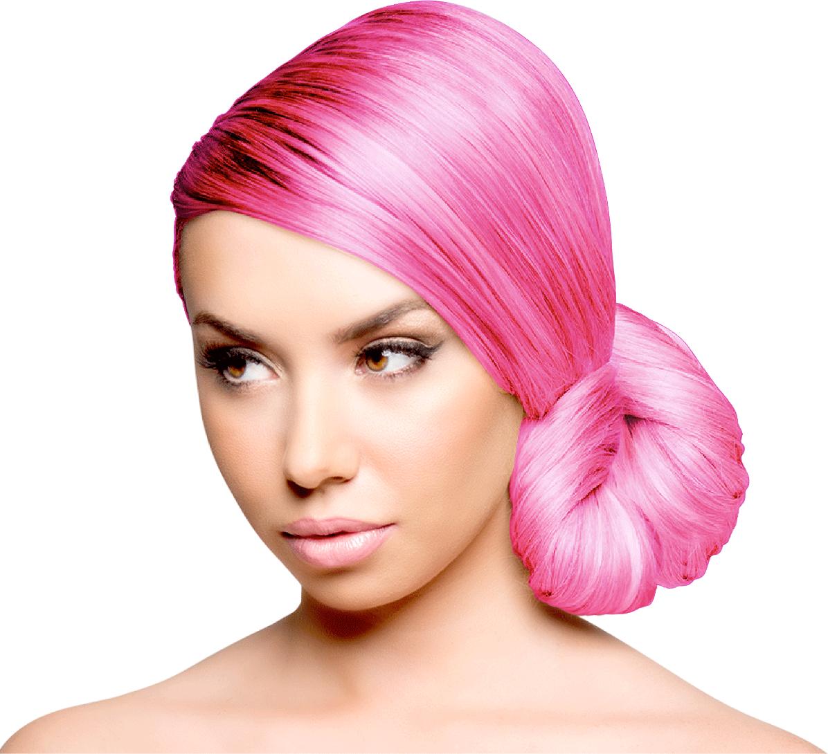 Sparks pink kiss hair pinterest bright hair colors hair and