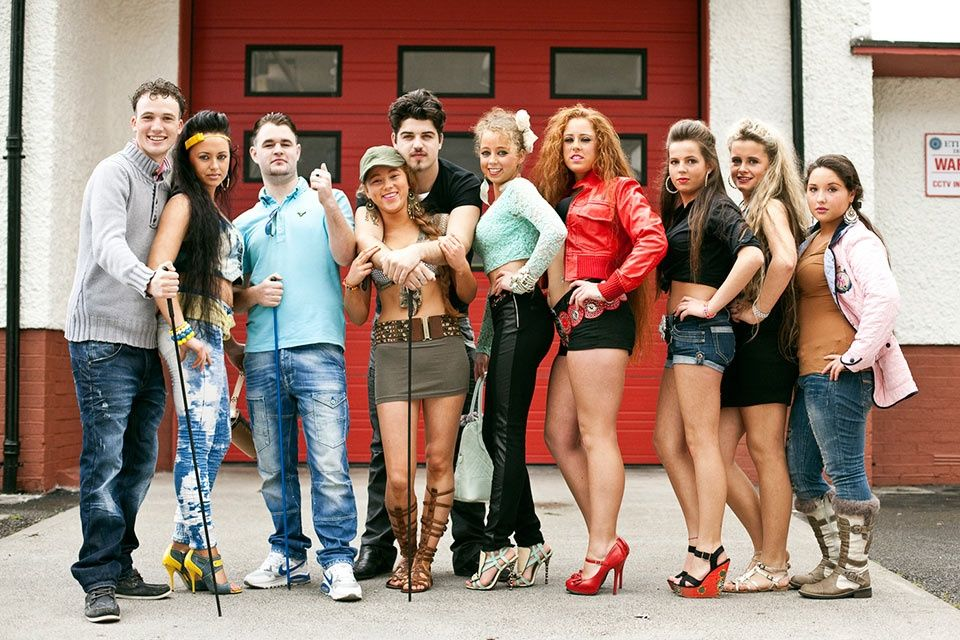irish traveller women - Google Search | Playboy Costume ...