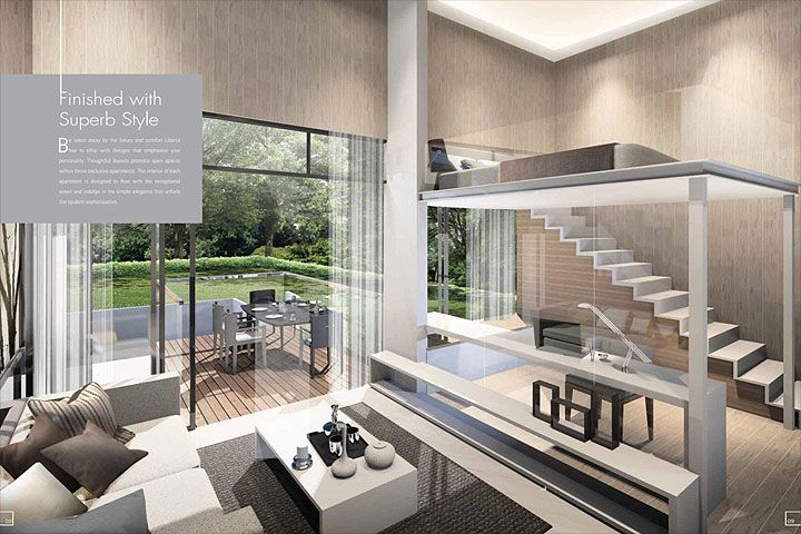Condos With Very High Ceilings Layout Google Search Loft