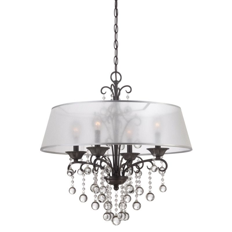 4 Light Bubble Drop Chandelier Lightstyle Of Orlando 550