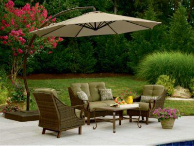 Sears Deck Umbrella Google Search 299 Outdoor Decor Patio