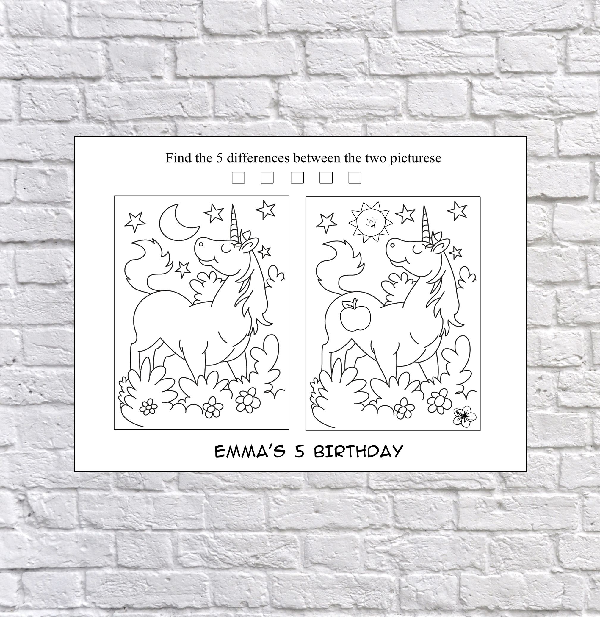 Party Games Coloring Coloring Page Activity Pages Zootopia Color Page Unicorn Party Unicorn Colorful Party Unicorn Party Coloring Pages