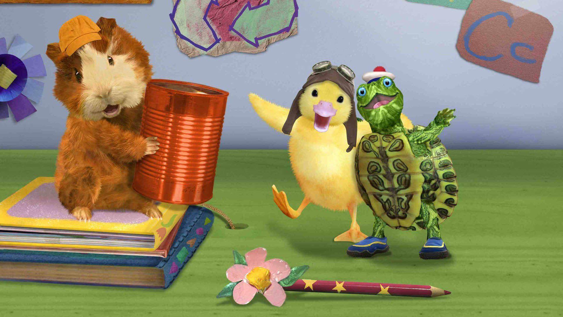 The Wonder Pets Season 1 Wonder Pets Pets Discovery Kids