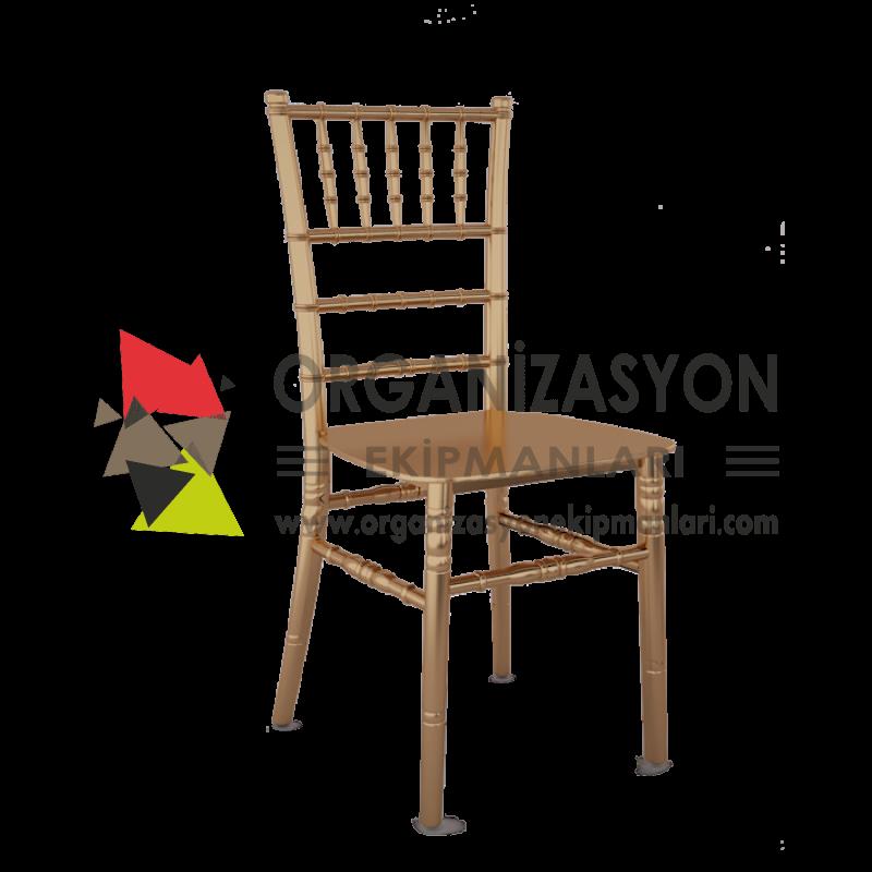 plastik tiffany sandalye sandalye organizasyon