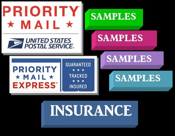 Top Of The Pile Samples Priority Express Signature Confirm