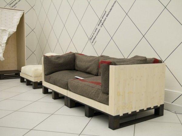 ideen möbel aus europaletten sofa design | ideen rund ums haus, Mobel ideea