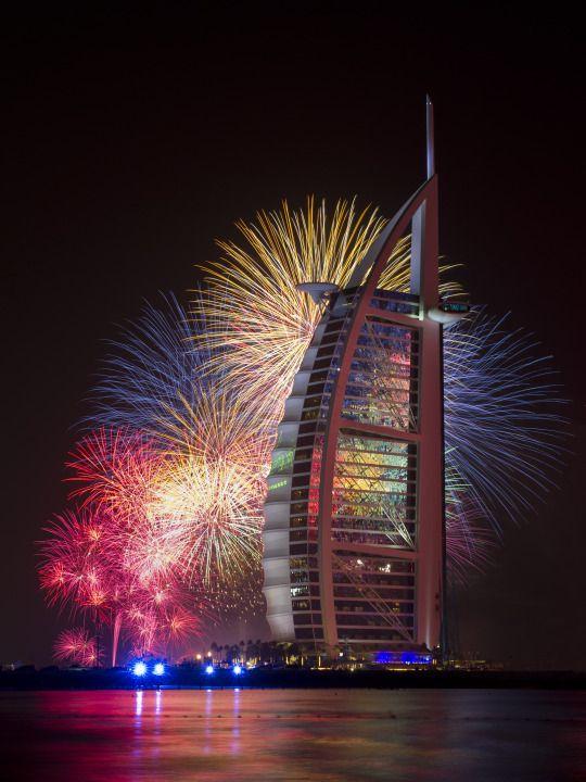 New Year's Eve in Dubai: