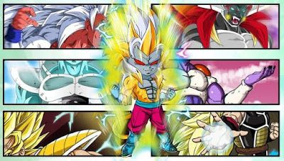 Super Saiyan Dress Up Apk Mod Update | Game Android Mod | Super