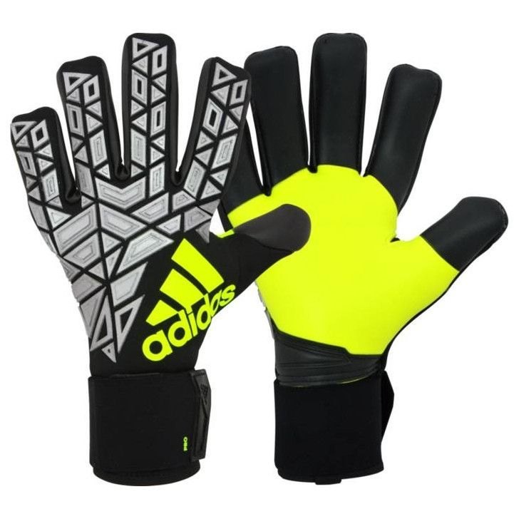 Adidas Ace Trans Pro Goalkeeper Gloves Soccer Goalie Football Gloves Gk Gloves