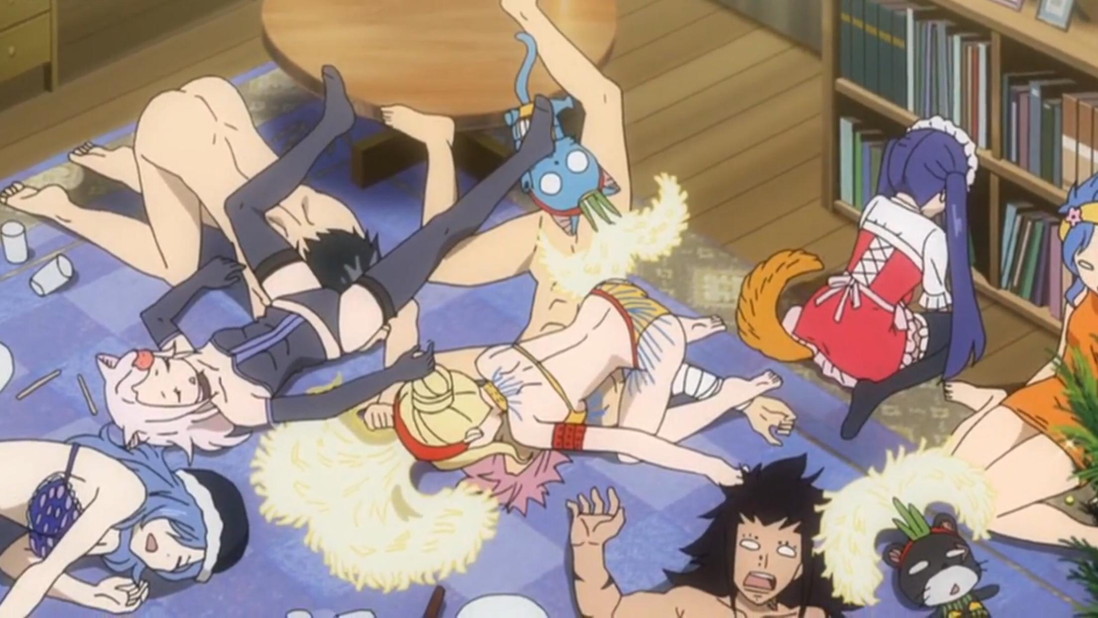 Fairy Tail OVA 09 - Fairies' Christmas | Anime Screencaps ...