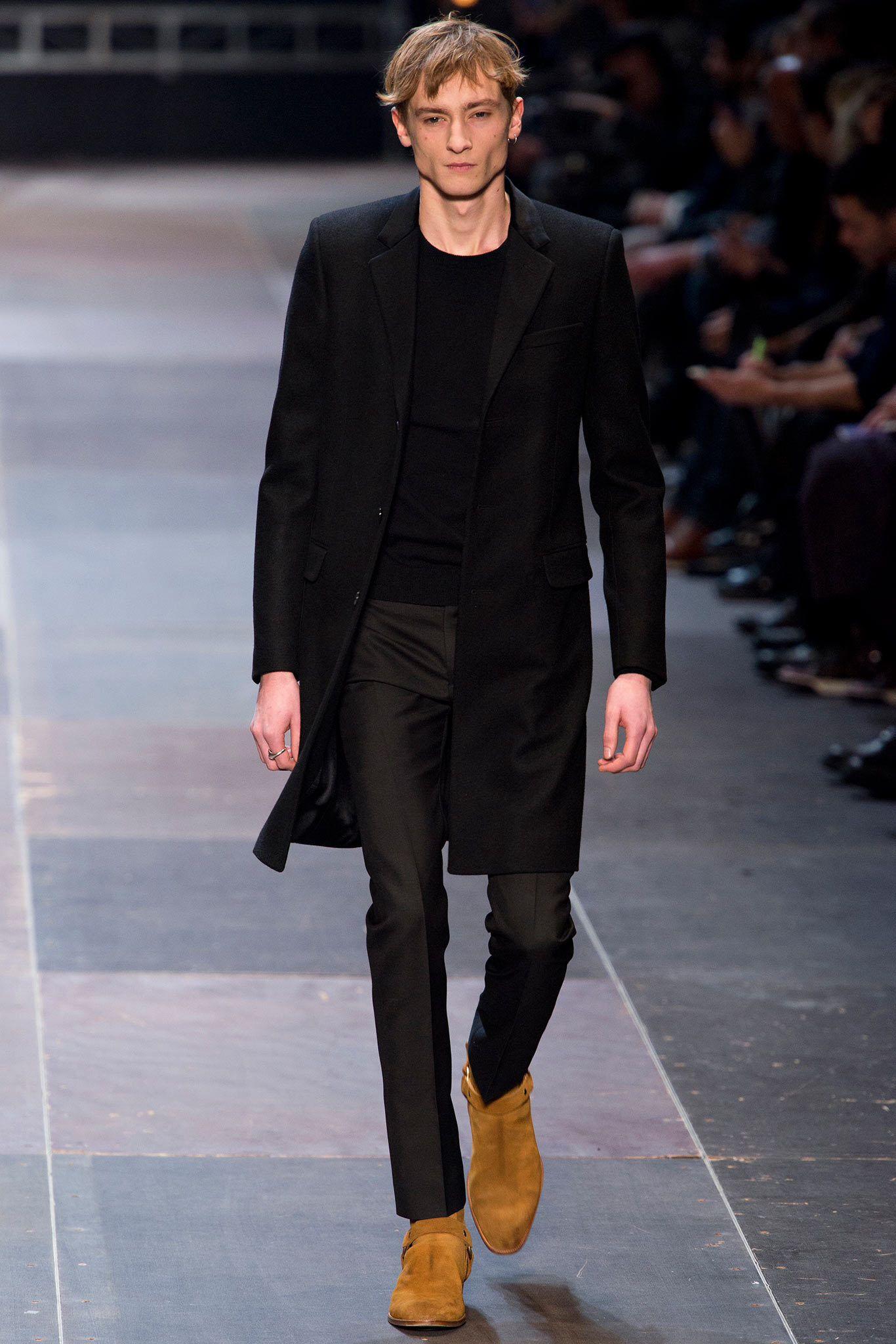 7be0cc906cb Saint Laurent, Look #12 Saint Laurent Paris, Yves Saint Laurent Men, St