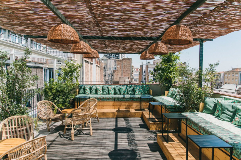 This Eclectic Barcelona Hotel Is Seriously Making Us Want
