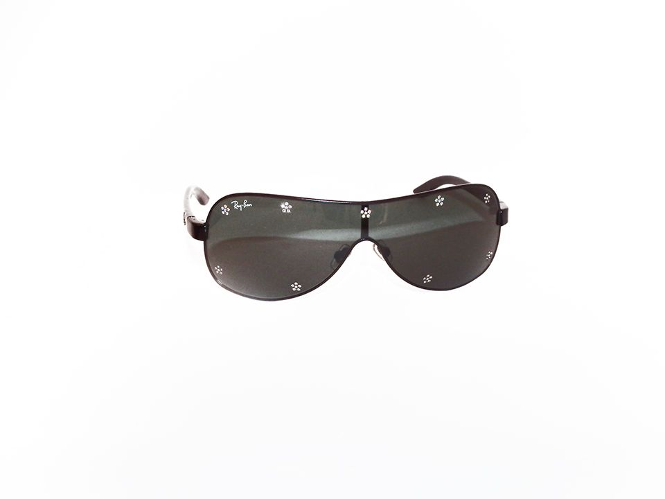 ray ban mascherina junior