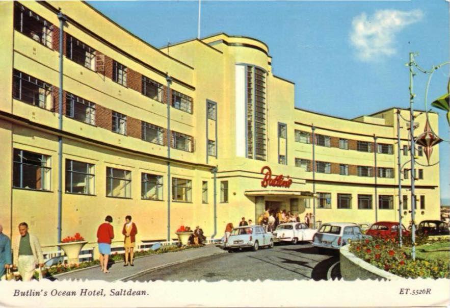 Butlin S Ocean Hotel Saltdean Brighton