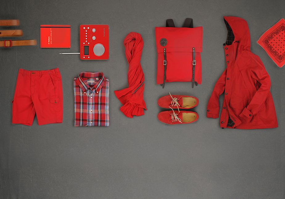 Unionmade - summer red!