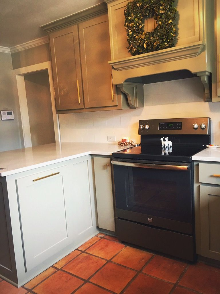 Best Sw Intellectual Gray Shaker Cabinets With Lew Dolan 400 x 300