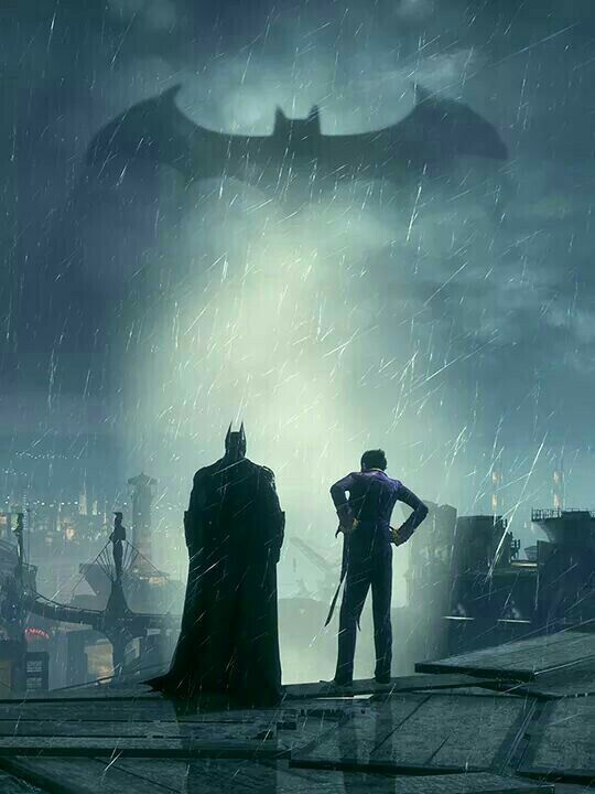 Batman: Arkham Knight / Batman and Joker》 | Video Games