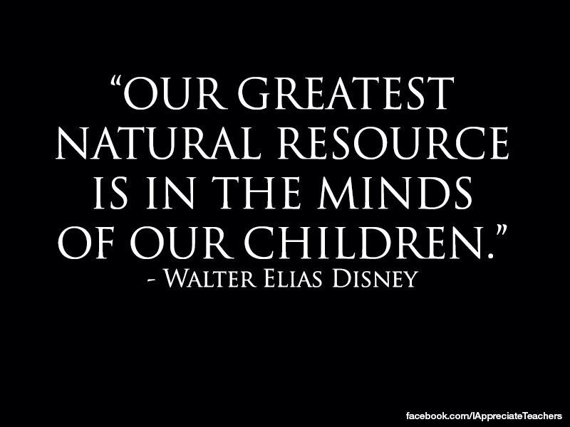 Need To Make A Bulletin Board With This Quote Our Children Are Our