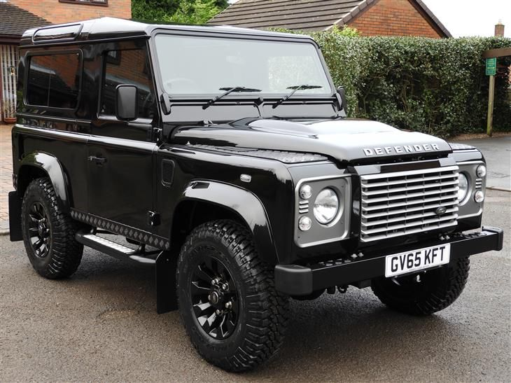 Used 2016 Land Rover Defender TD XS STATION WAGON for sale in ...