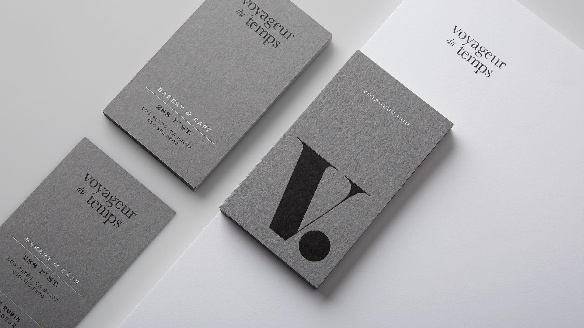 voyageur-du-temps-branding-4 | graphic design | Branding
