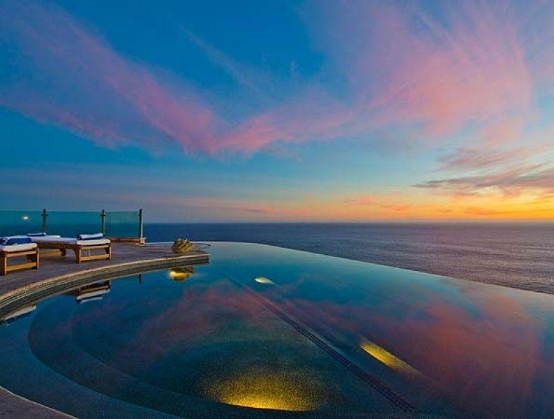 Erstklassiger Pool mit erstklassigem Blick - Ferienhaus für bis zu 28 Personen in Cabo San Lucas, Mexiko. Objekt-Nr. 3715987