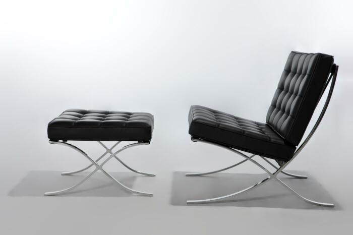 Ludwig Mies Van Der Rohe Und Das Moderne Design Sessel Ludwig