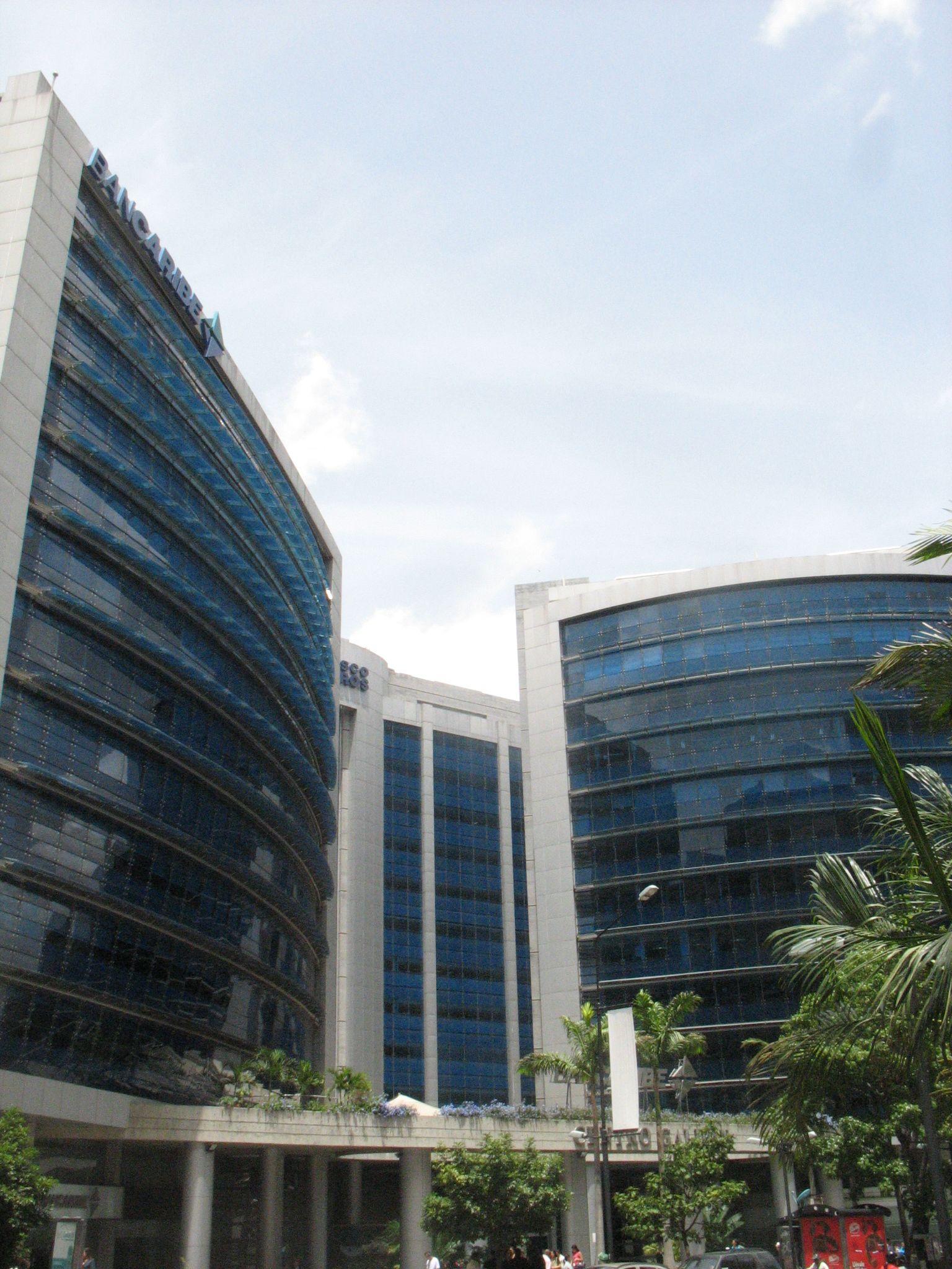 Centro Empresarial Galipan. Arquitecto David Gabay