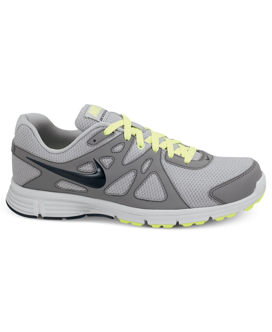 3edc52cfc42 Nike Men s Revolution 2 Sneakers from Finish Line