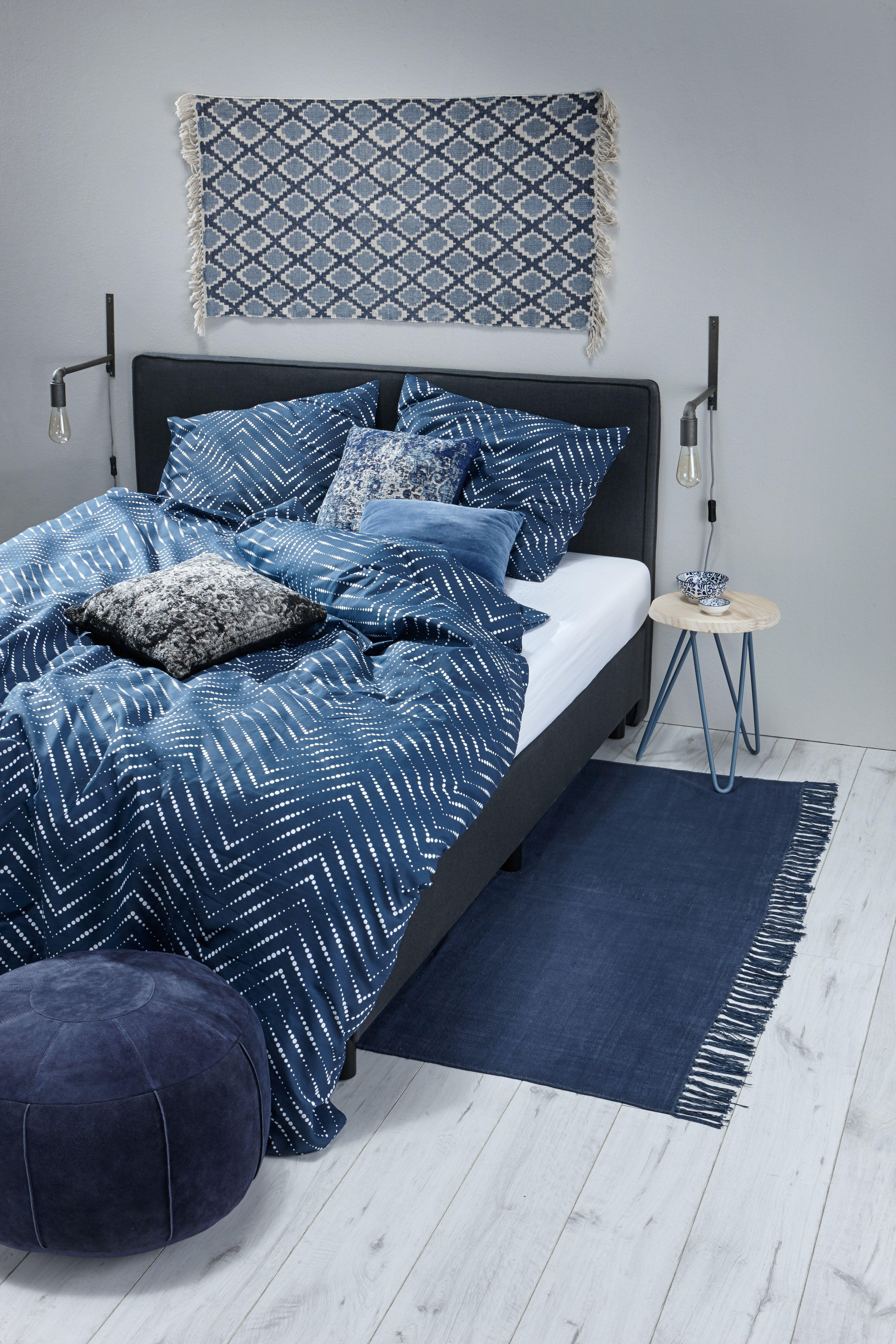 Een mooi dekbedovertrek doet zo veel voor de sfeer in je slaapkamer ...