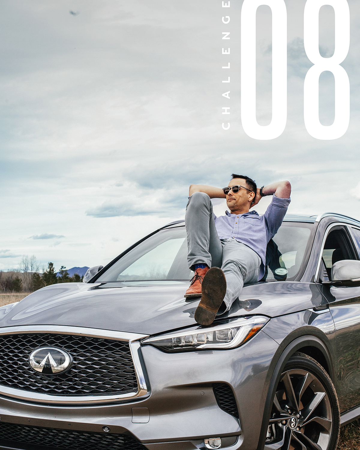 Luxury Should Be Lived In image by INFINITI Canada