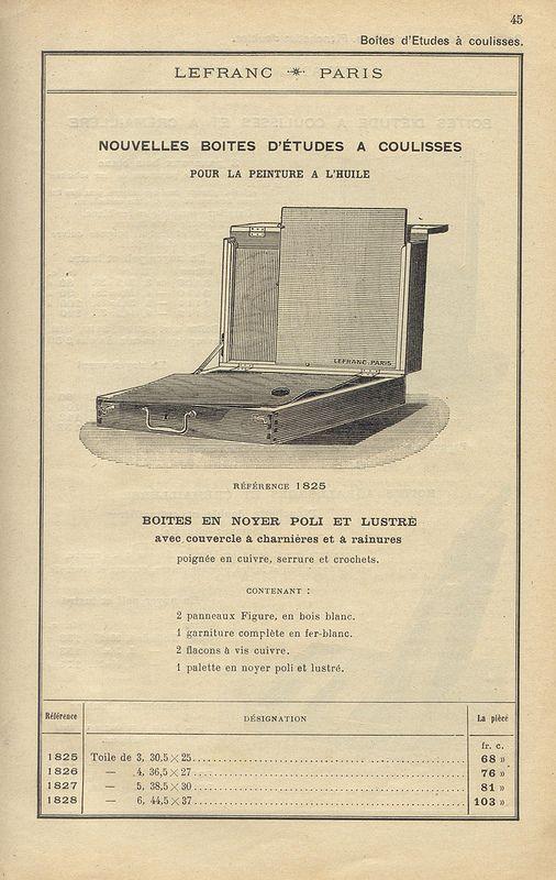 lefranc p 53 - peinture bois et fer
