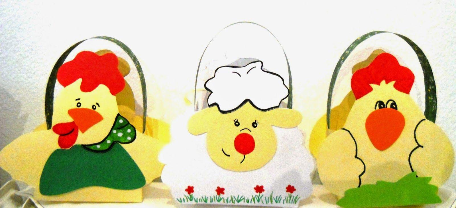 Pin by Barbara Tsoungou on Easter Sugar cookie, Blog