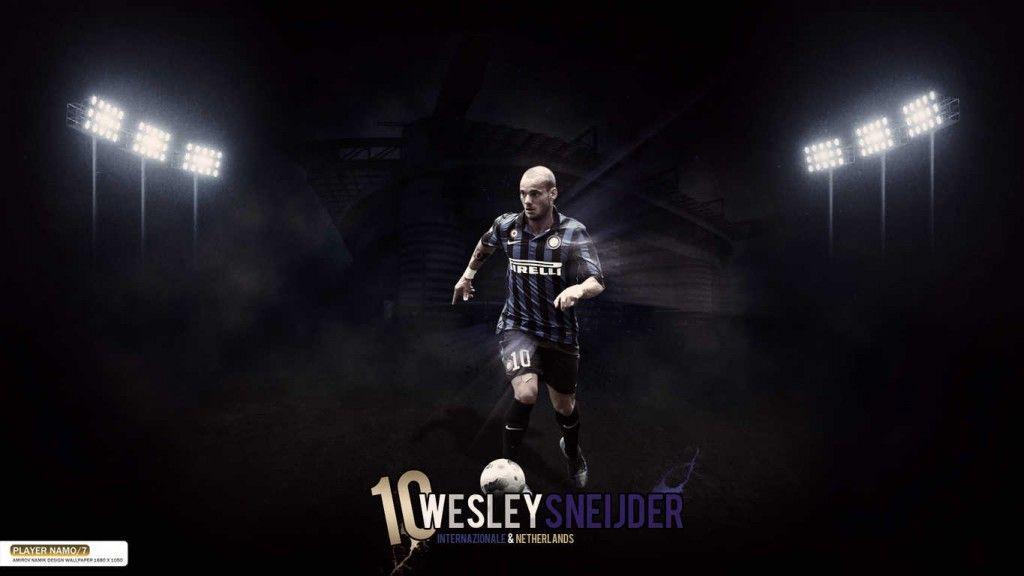 Wesley Sneijder Internazionale Milan 2012-2013 HD Best Wallpapers ...